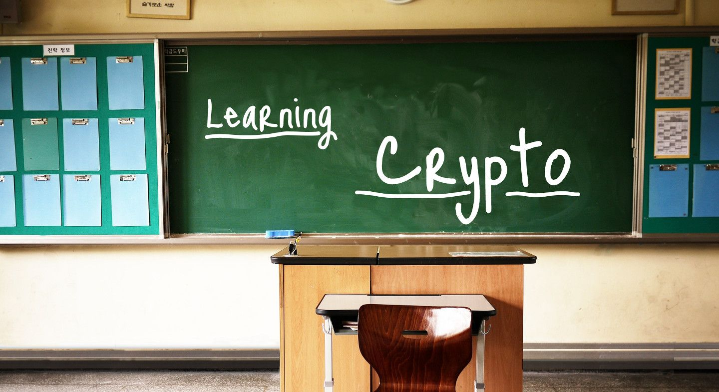 Great Cryptocurrency Education
