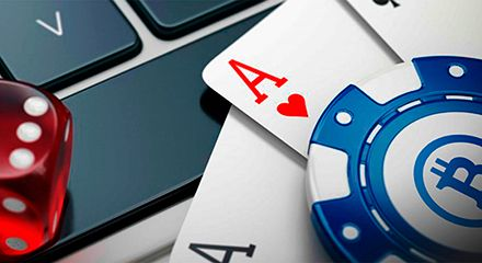is cryptocurrency gambling