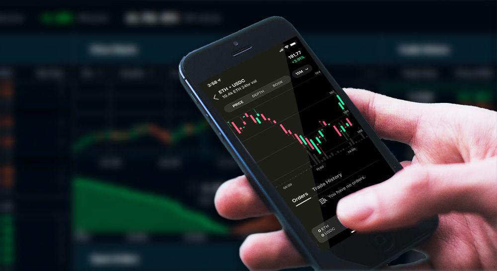 how to sell bitcoin on blockchain app