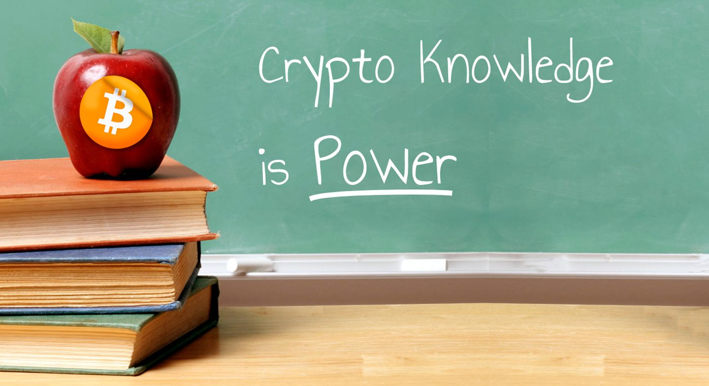 crypto knowledge