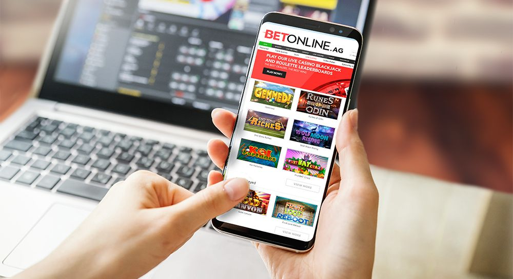 Betonline review for mobile and desktop players