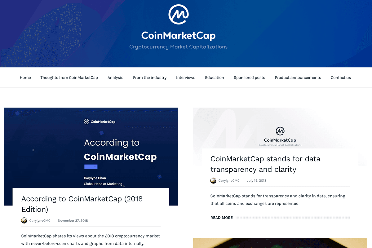 www coinmarketcap all views all