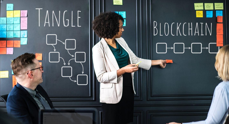 The Great Debate: Blockchain vs Tangle